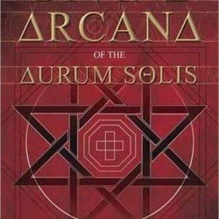 OMEN The Divine Arcana of the Aurum Solis: Using Tarot Talismans for Ritual & Initiation