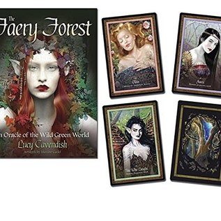 OMEN The Faery Forest Oracle: An Oracle of the Wild Green World