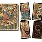 OMEN Golden Tarot of Wirth Grand Trumps