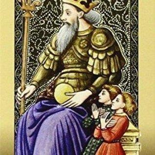 OMEN Golden Tarot of the Renaissance: Estensi Tarot (Lo Scarabeo Decks)