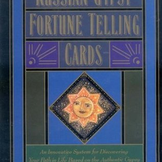 OMEN Russian Gypsy Fortune Telling Cards