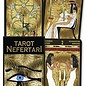 OMEN Nefertari's Tarots: 78 Cards with Instructions (Gold Foil Backgrounds)