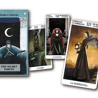 OMEN Secret Tarot (Lo Scarabeo Decks)