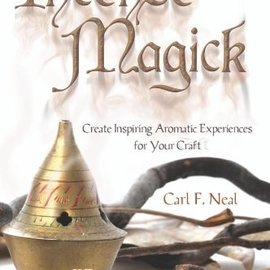 OMEN Incense Magick: Create Inspiring Aromatic Experiences for Your Craft