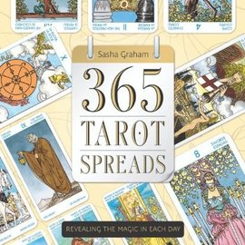 OMEN 365 Tarot Spreads: Revealing the Magic in Each Day