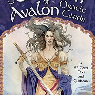 OMEN The Wisdom of Avalon Oracle