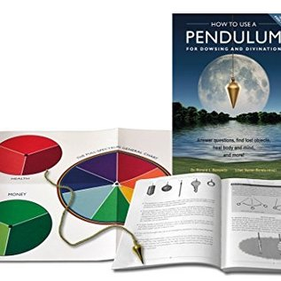 OMEN How to Use a Pendulum for Dowsing and Divination: Answer Questions, Find Lost Objects, Heal Body and Mind, and More! [With Pendulum]