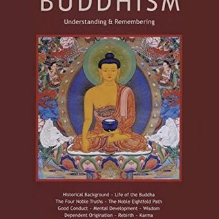 OMEN Essential Elements of Buddhism Guide: Understanding & Remembering