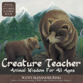 OMEN Creature Teacher Cards: Animal Wisdom for All Ages
