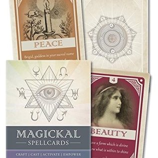 OMEN Magickal Spellcards: Craft - Cast - Activate - Empower (Cards & Guidebook)