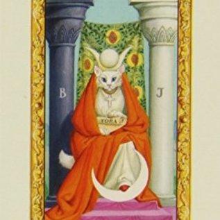 OMEN Tarot of White Cats Mini