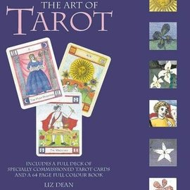 OMEN Art of Tarot [With Book(s)]