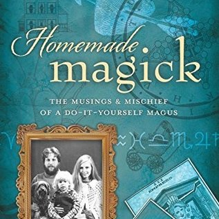 OMEN Homemade Magick: The Musings & Mischief of a Do-It-Yourself Magus