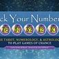 OMEN Pick Your Numbers!: Use Tarot, Numerology, and Astrology to Play Games of Chance