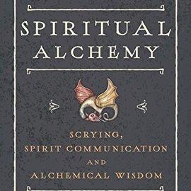 OMEN Spiritual Alchemy: Scrying, Spirit Communication, and Alchemical Wisdom
