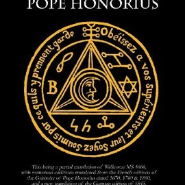 OMEN The Complete Grimoire of Pope Honorius (Hardcover)