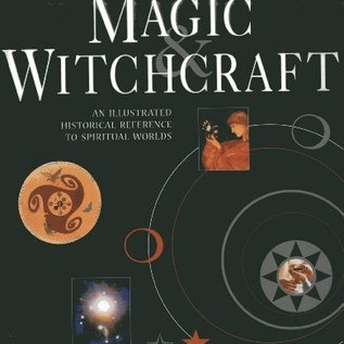 OMEN Encyclopedia of Magic & Witchcraft: An Illustrated Historical Reference to Spiritual Worlds