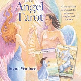 OMEN Angel Tarot: Includes a Full Deck of 78 Specially Commissioned Tarot Cards and a 64-Page Illustrated Book