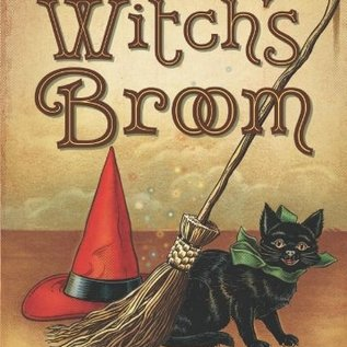 OMEN The Witch's Broom: The Craft, Lore & Magick of Broomsticks