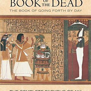 OMEN Egyptian Book of the Dead: The Book of Going Forth by Day: The Complete Papyrus of Ani Featuring Integrated Text and Full-Color Images (Revised)
