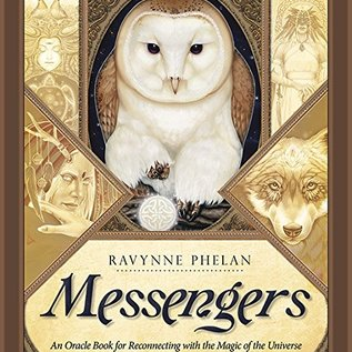 OMEN Messengers: An Oracle Book for Reconnecting with the Magic of the Universe