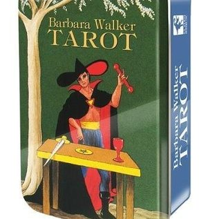 OMEN Barbara Walker Tarot in a Tin