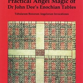 OMEN Practical Angel Magic of Dr. John Dee's Enochian Tables