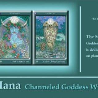 OMEN Aboramana Channeled Goddess Wisdom Cards