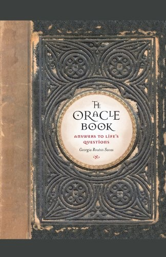 the book of destiny answers from the oracle