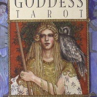 OMEN Goddess Tarot Book