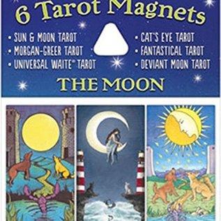 OMEN Moon Tarot Magnets