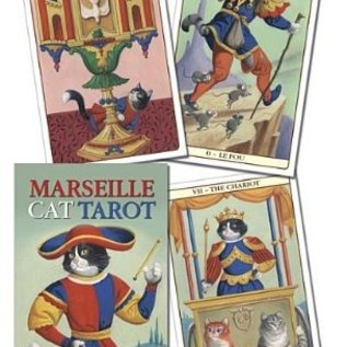 OMEN Marseille Cat Tarot