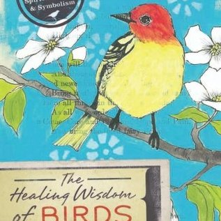 OMEN The Healing Wisdom of Birds: An Everyday Guide to Their Spiritual Songs & Symbolism