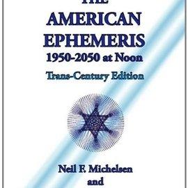 OMEN American Ephemeris 1950-2050 At Noon