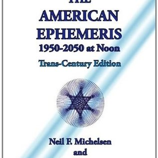OMEN American Ephemeris 1950-2050 At Noon