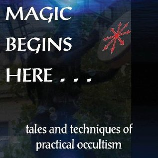 OMEN Deep Magic Begins Here: Tales And Techniques Of Practical Occultism (Original)