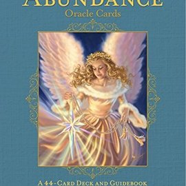 OMEN Angels of Abundance Oracle Cards: A 44-Card Deck and Guidebook