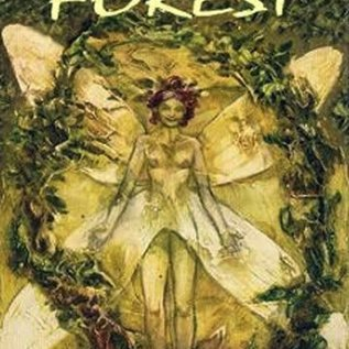 OMEN Tarot of the Secret Forest (Lo Scarabeo Decks)