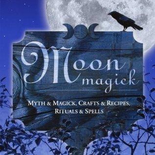 OMEN Moon Magick: Myth & Magic, Crafts & Recipes, Rituals & Spells