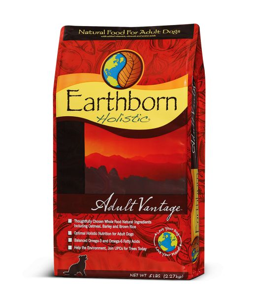 Earthborn Earthborn Vantage Dry Dog Food Adult