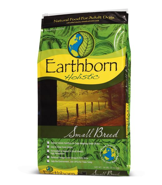Earthborn Earthborn Small Breed Dry Dog Food
