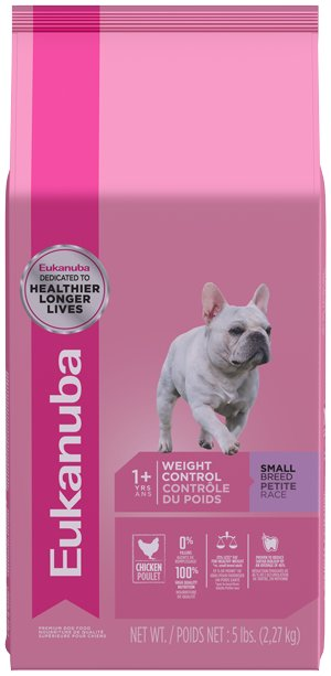 Eukanuba Eukanuba Small Breed Weight Control Dog Food