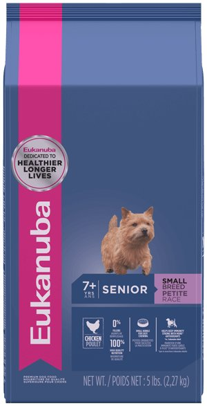Eukanuba Eukanuba Small Breed Senior Dog Food