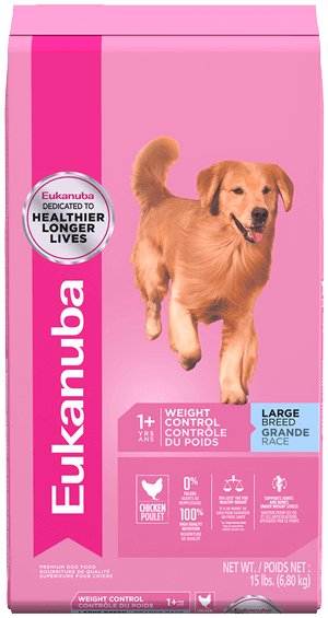 Eukanuba Eukanuba Large Breed Weight Control Dog Food