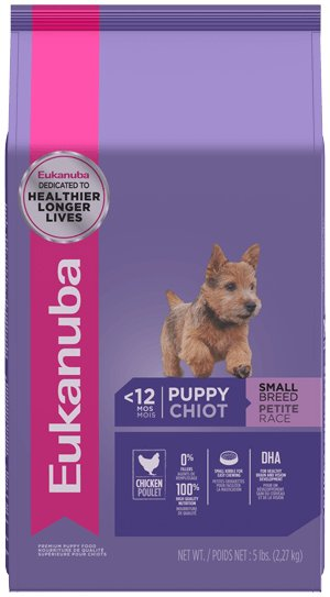 Eukanuba Eukanuba Small Breed Puppy Food