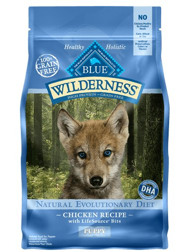Blue - Wilderness BLUE Wilderness® Chicken Recipe For Puppies
