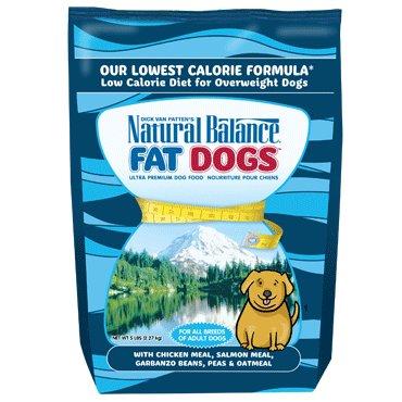 Natural Balance Fat Dogs® Low Calorie Dry Dog Formula