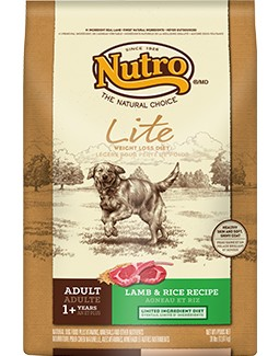 Nutro NUTRO™ Lite Adult Recipes- Lamb
