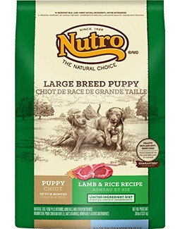 Nutro NUTRO™ Limited Ingredient Diet Large Breed Puppy Food- Lamb