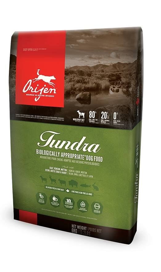 Orijen Biologically Appropriate™ Dog Food- Tundra